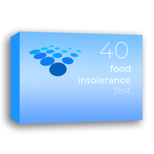 40 Food Intolerance Test