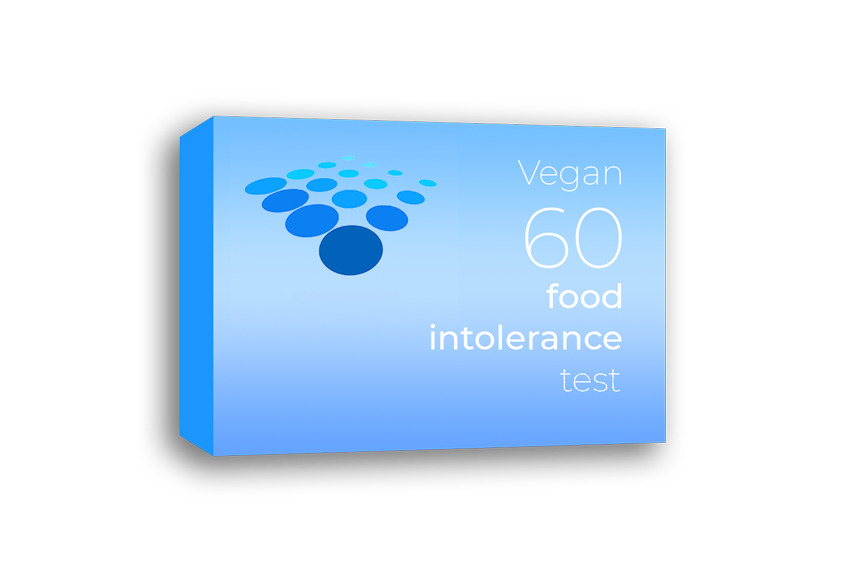 Vegan 60 food intolerance test
