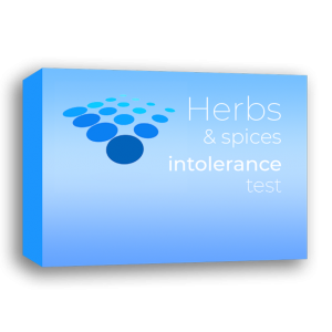herbs and spices intolerance test